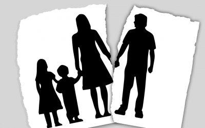 Tving aldrig dit barn til at vælge under skilsmissen